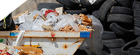 Milwaukee homeowners & business get fast junk & garbage clean up with Efficient Cleaning Services